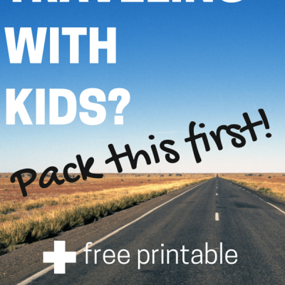 How to Travel With Kids – Hassle Free