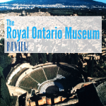 Take some time to learn about animals, rocks and minerals, history and more at the Royal Ontario Museum in Toronto - a family favorite here