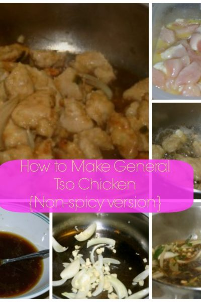 A non-spicy version of General Tso' Chicken recipe for the whole family to enjoy, if you love Asian recipes, you'll love this!