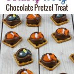 Get ready for the Finding Dory movie with these delicious Finding Dory Chocolate Pretzel treat, guaranteed to be a crowd favorite.