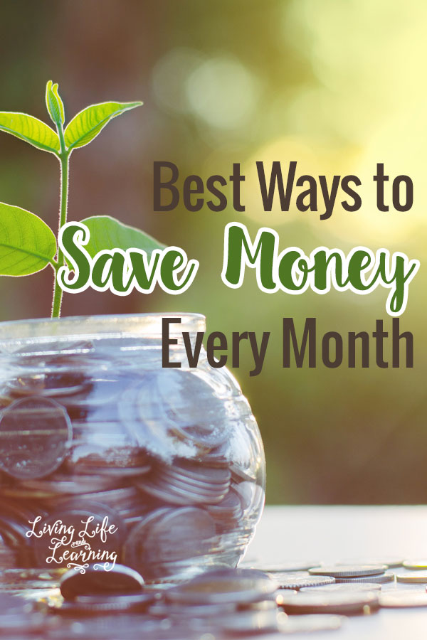Best Way to Save Money Every Month