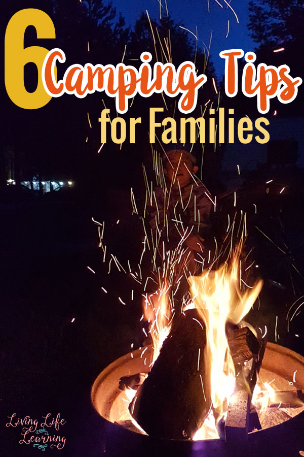 6 Camping Tips for Families