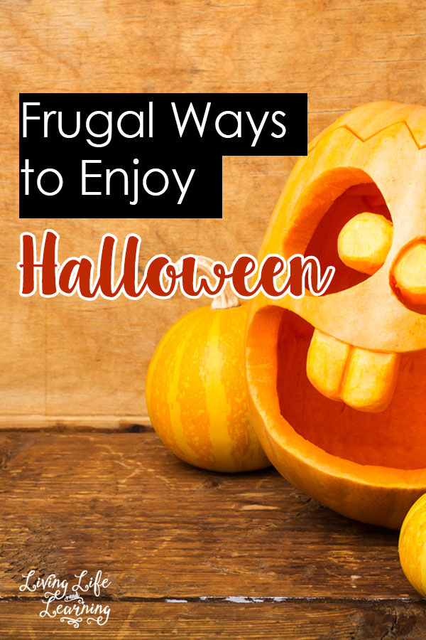 Frugal Ways to Enjoy Halloween
