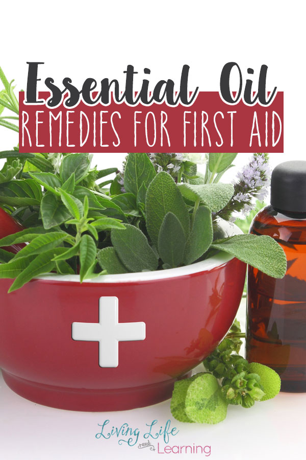 Essential Oil remedies for first aid - these must have essential oils for your medicine cabinet are my go to to conquer health issues.