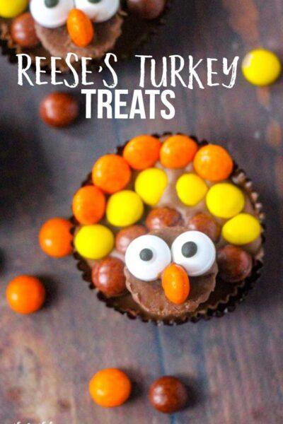Reese's Turkey Treats