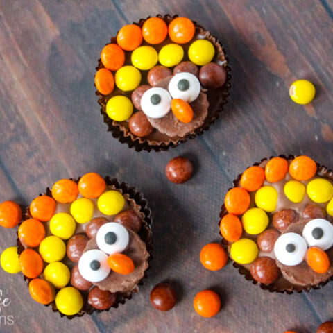 Reese's Turkey Chocolate Treats