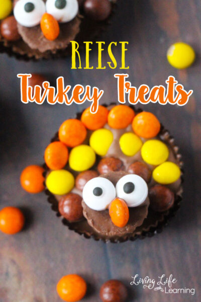 Reese's Turkey Treats