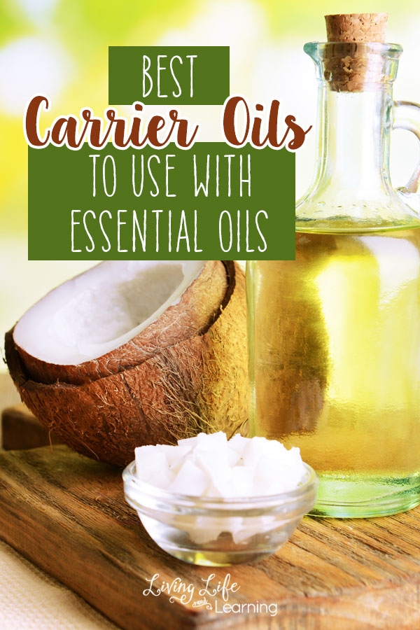 Try using one of these helpful carrier oils to dilute essential oils. Here is a great list of the best carrier oils to use with essential oils.