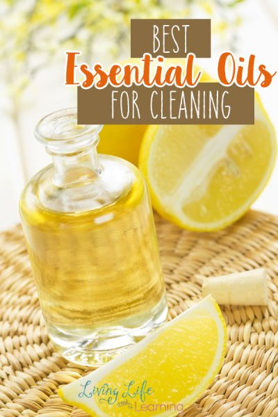 Essential oils can be used to make homemade cleaners. Use the best essential oils for cleaning to sanitize areas of your home without using toxic chemicals.