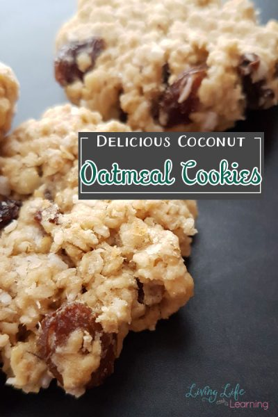 Here is a delicious coconut oatmeal cookies recipe that you will love and that's not too sweet. We share the perfect solution for you!