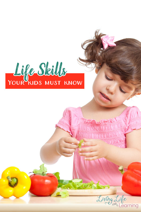 Are you taking time to make sure your kids will be capable adults? Take a look at these life skills your kids must know so you can get them ahead.