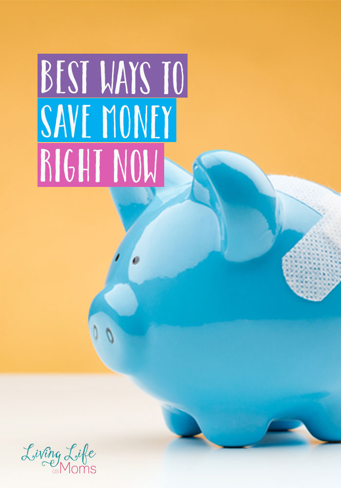 Best Ways to Save Money Right Now