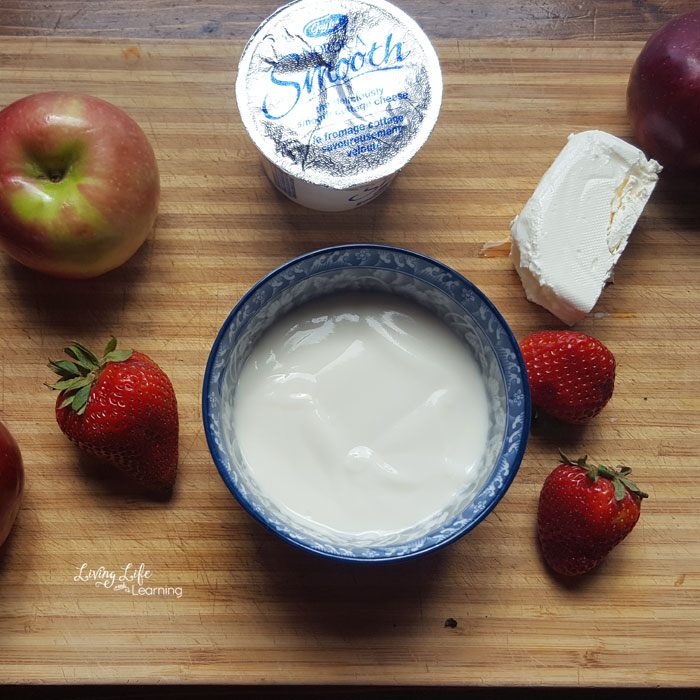 Simple Fruit Dip Recipe