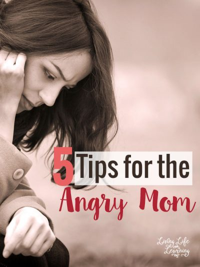 You are not alone these 5 Tips for the Angry Mom will help you begin to manage your mom anger and be a better parent for your kids.