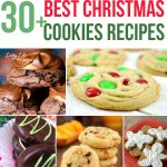 Mouth watering list of 30+ best Christmas cookies recipes to try this holiday season and add a new recipe to your family favorites.