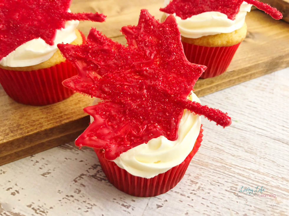 Canada Cupcakes