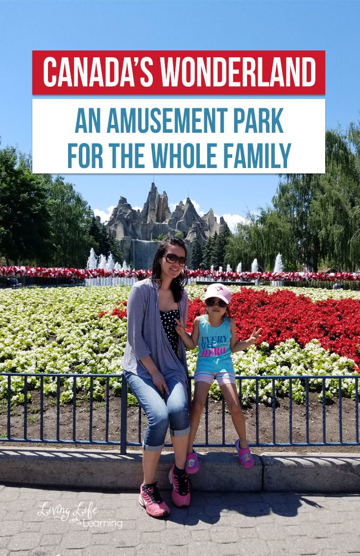 Discover Canada's Wonderland and take a visit, there is something to do for the whole family, bring your walking shoes and you won't be sorry.