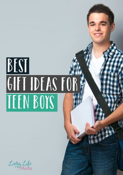 If you've been wracking your brain for the best gift ideas for teen boys, look no further than these awesome suggestions! Gift giving has never been easier!  #gifts #boys #teens #holiday #Christmas #presents