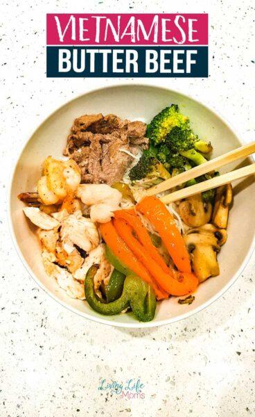 Vietnamese Butter Beef Recipe