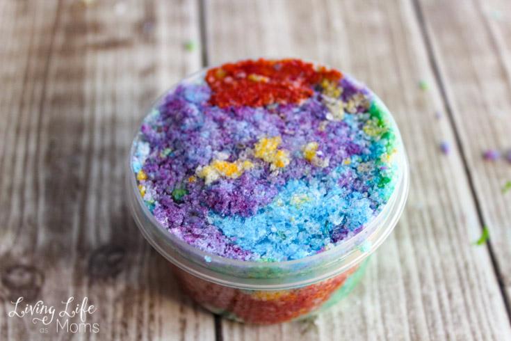 Rainbow Surprise Bath Bombs