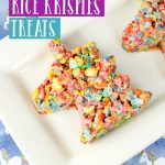 Simple Unicorn Rice Krispies