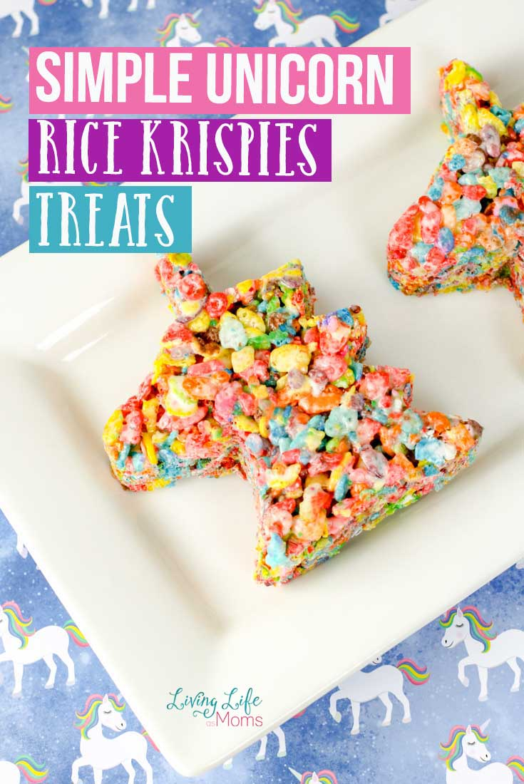 This simple unicorn rice Krispy treat is simple and easy to make. All you need are a few ingredients and you'll be well on your way to creating a delicious treat that everyone loves!