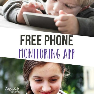 Free Phone Monitoring App