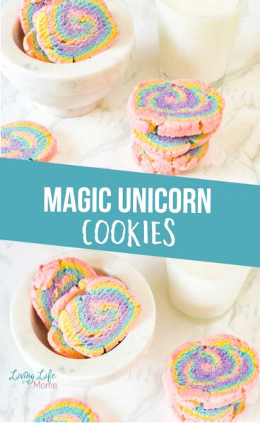 Magic Unicorn Cookies Recipe