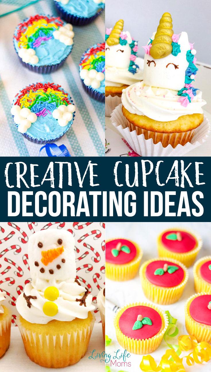 Creative Cupcake Decorating Ideas