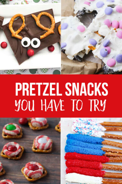 Pretzel Snacks You Have to Try