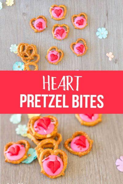 Heart Pretzel Bites