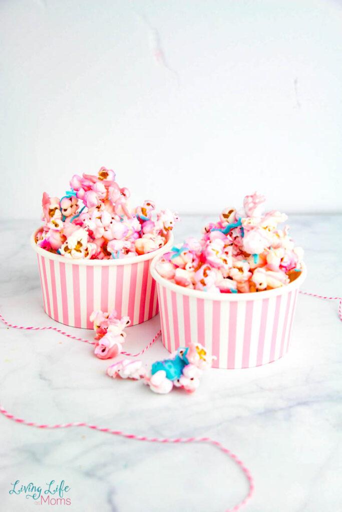 Unicorn Popcorn Recipe