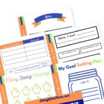 Cute Budget Worksheets for Kids