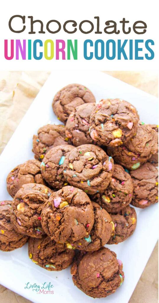 Chocolate Unicorn Cookies Recipe