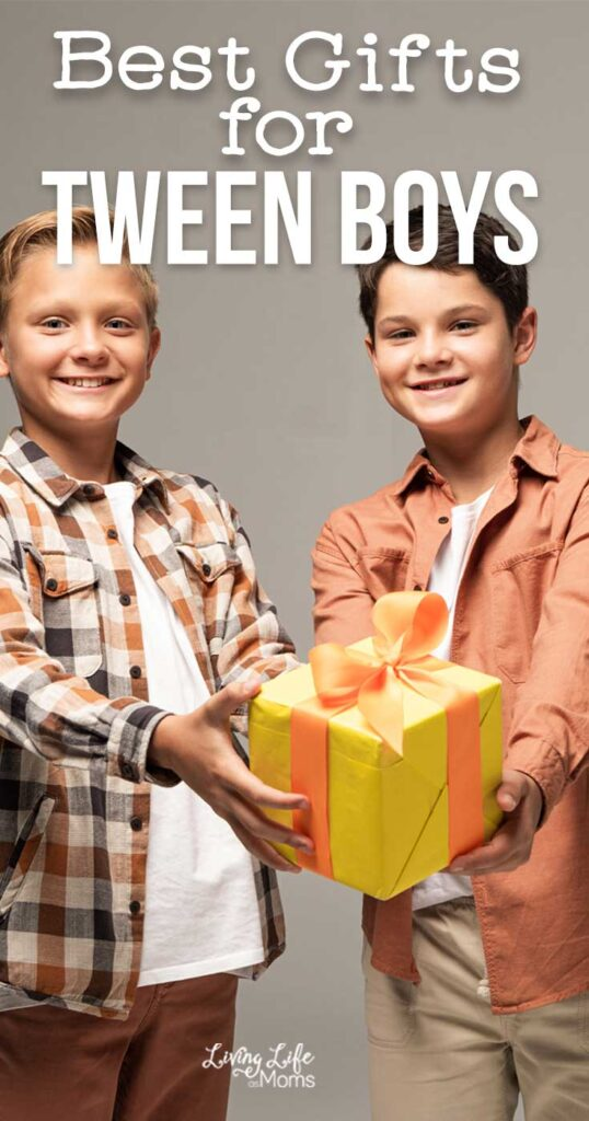Best Gift Ideas for Tween Boys