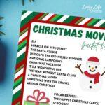 Christmas Movie Bucket List