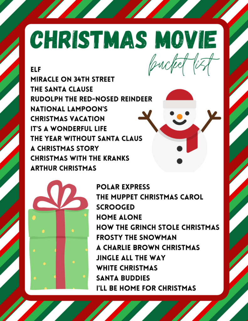 Must-See Family Friendly Christmas Movies