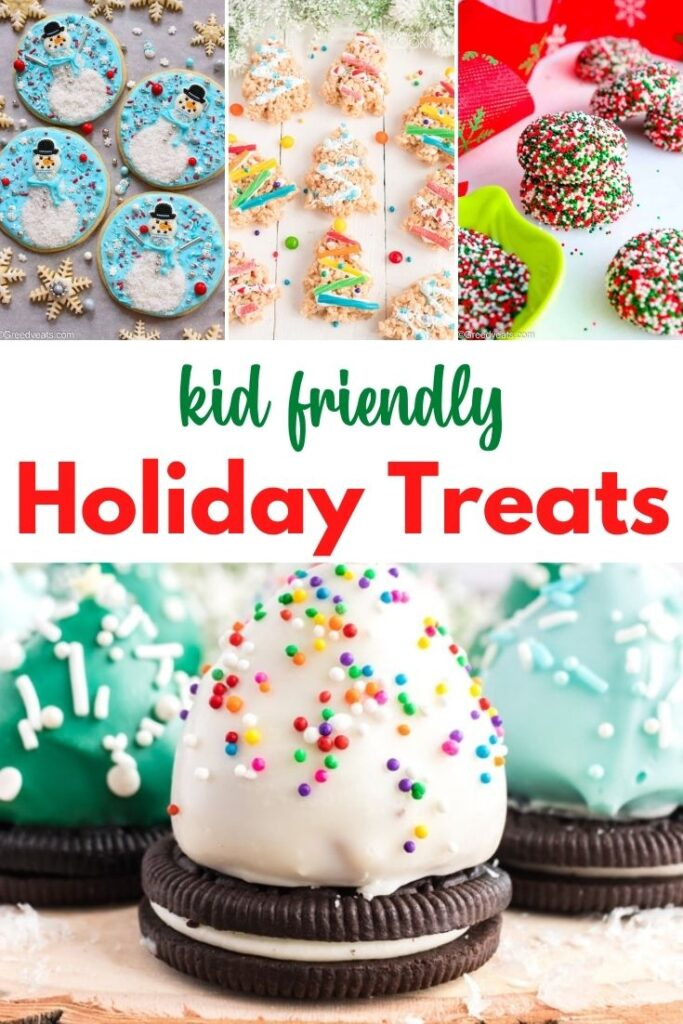 Tasty Holiday Treats for Kids
