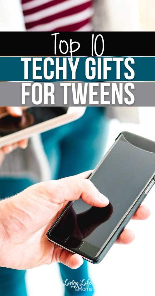 tech gifts for tweens