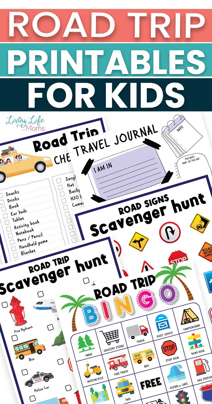 Fun Road Trip Printables