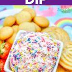 magical unicorn dip recipe