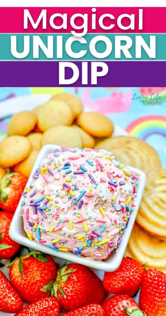 magical unicorn dip recipe