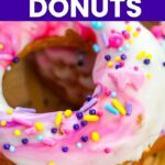 how to make unicorn donuts